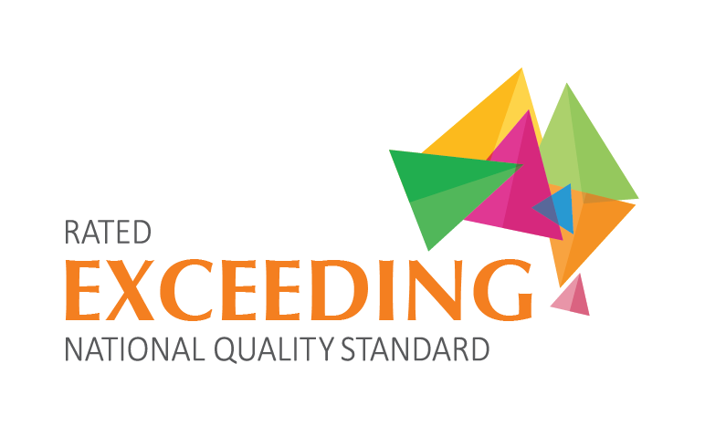 Exceeding National Quality Standards Logo